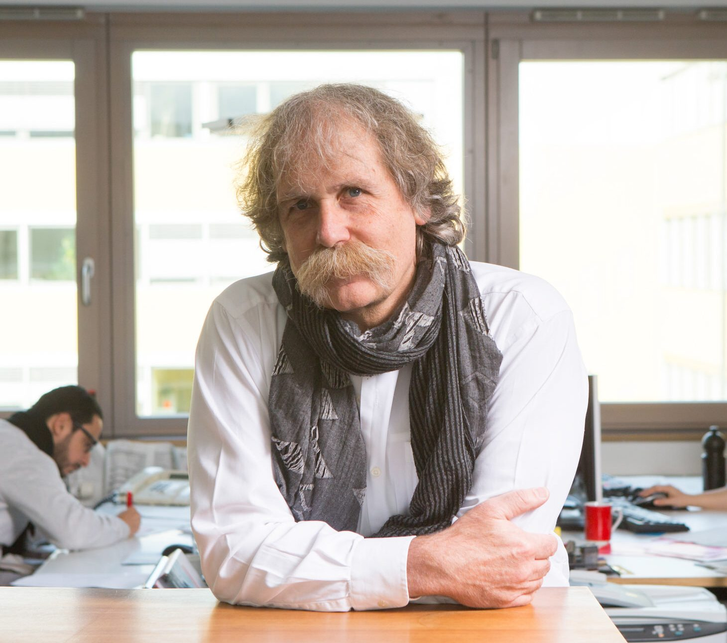 Prof. Aux. UCLV Rolf C. Buschmann